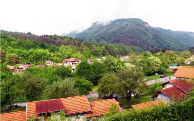 The village of Ribaritsa preserves the legends and magic of the Teteven Balkan