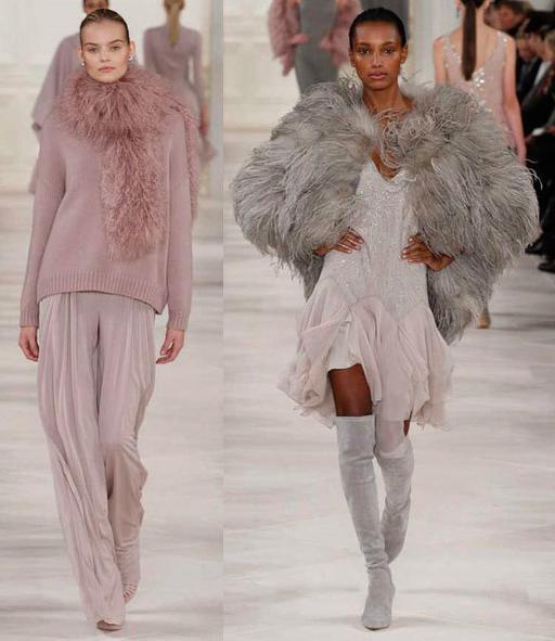 Седмица на модата в New York: Ralph Lauren Есен – Зима 2014 г.