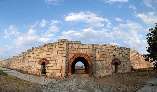 Столиците от Първото българско царство