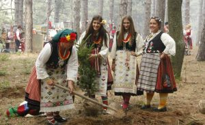 Традиционното българско облекло в миналото