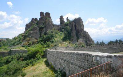 Belogradchik rocks - one of the wonders of the world