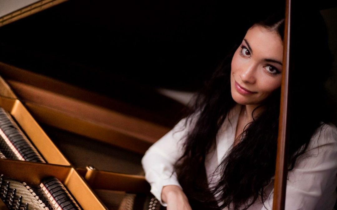 Meet the music with your heart - interview with Nadezhda Tsanova