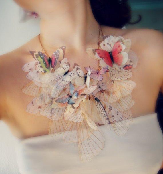 Пеперудени фантазии – бижута от Derya Aksoy