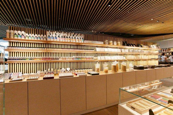 Уникален магазин за арт материали отваря врати в Япония