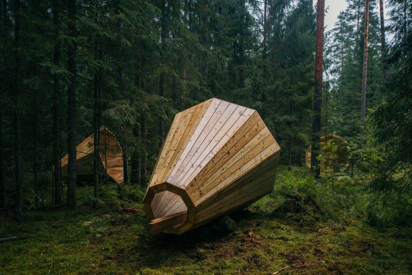 Акустични горски мегафони