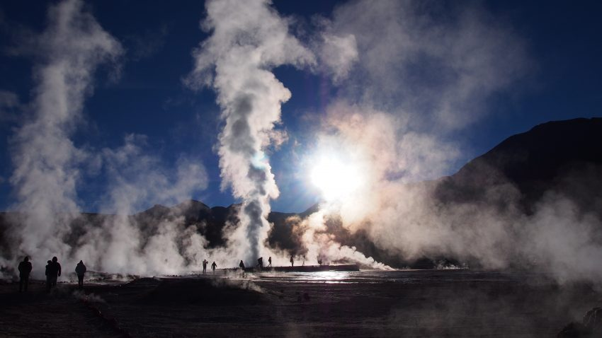 With Anton and the Flames of the World: Desert Adventures around San Pedro de Atacama, Chile