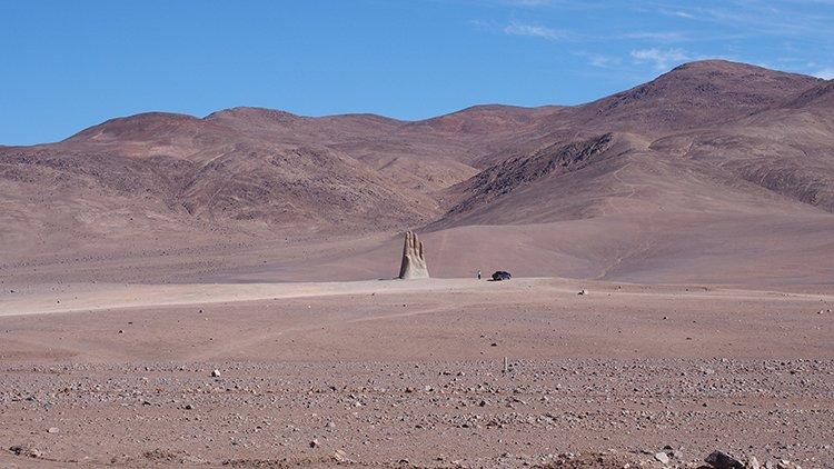 Началото на една приказка в Чили