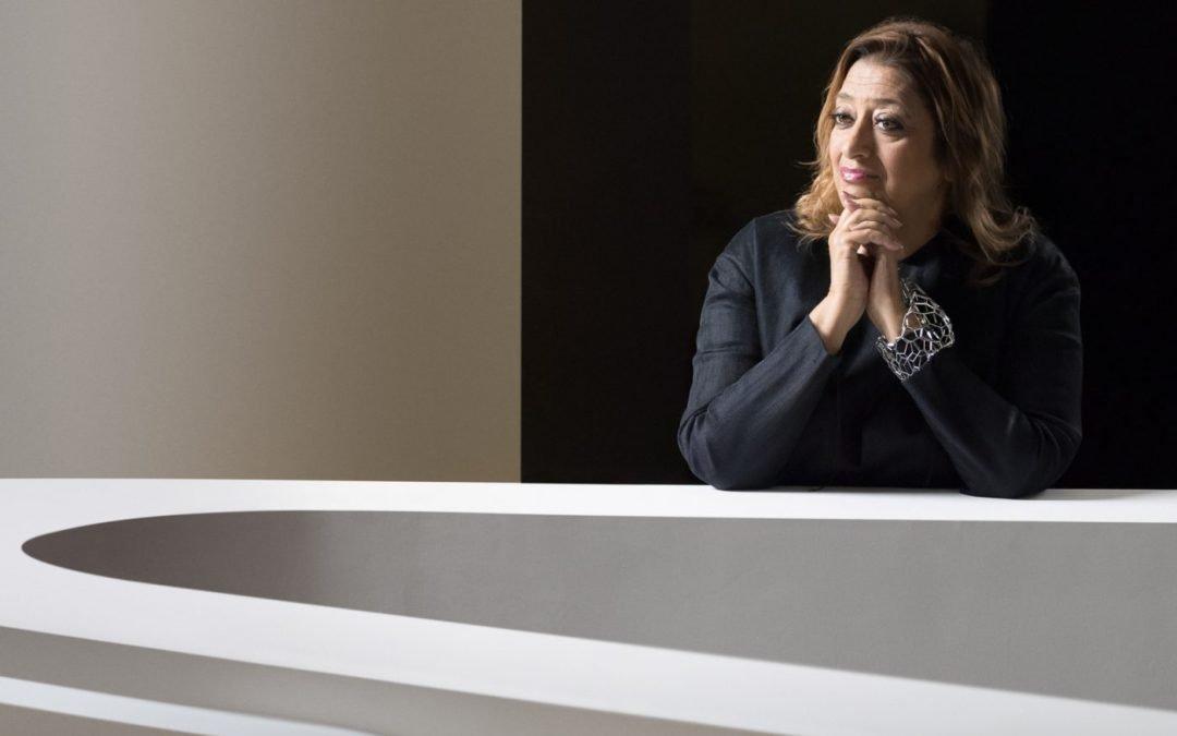 Трибют към Заха Хадид – жената, която превърна сградите в движение