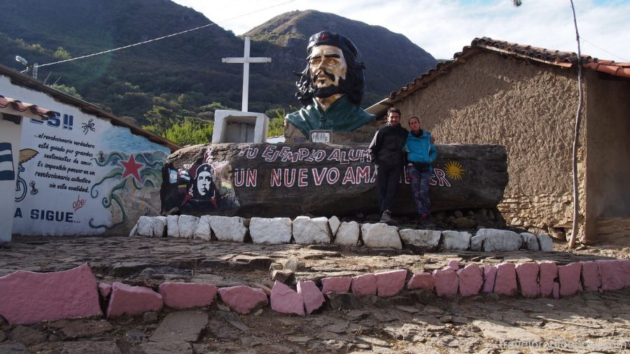 With Anton and Plamen the World: In the Steps of Che Guevara