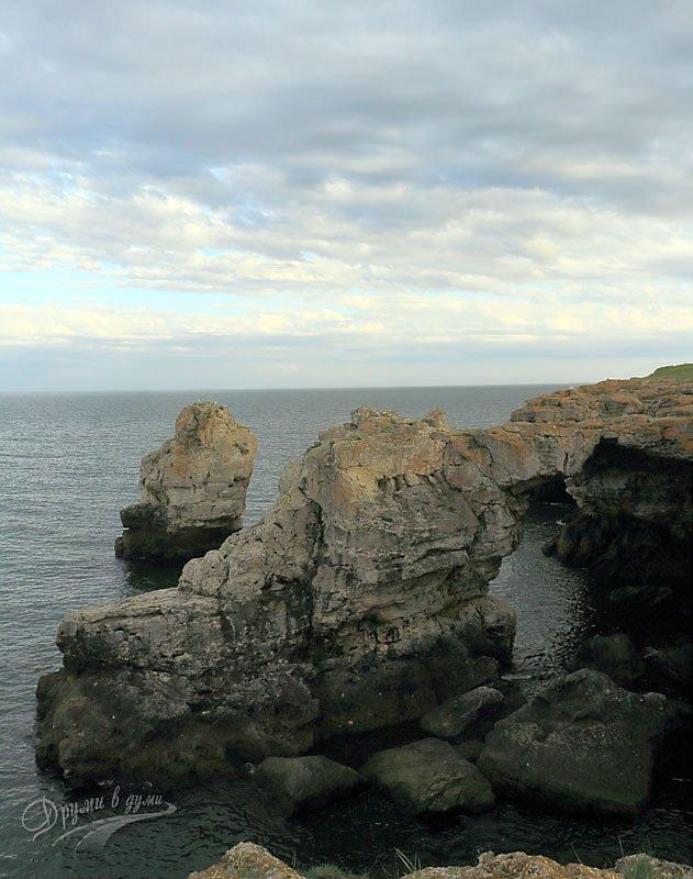 Арката в село Тюленово