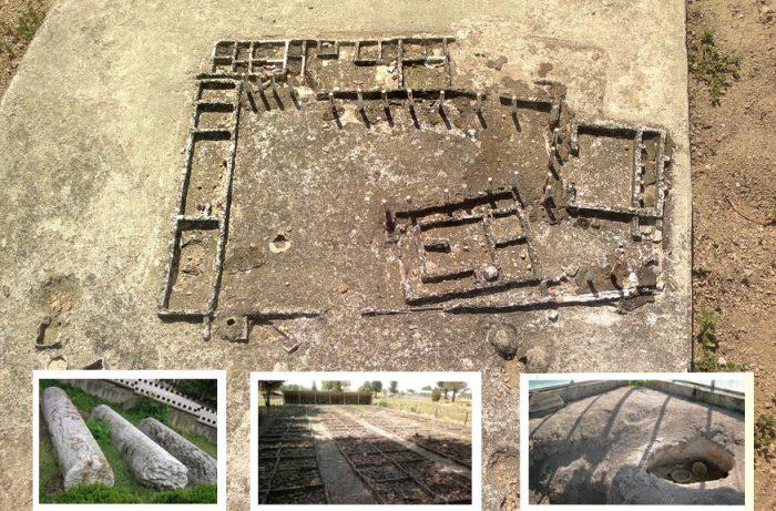 За находката на двутонна надгробна плоча с Тракийски конник