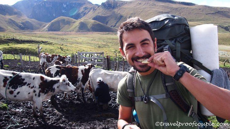 С Антон и Пламена по света: Пътепис в планината – колумбиеца срещу мъглата