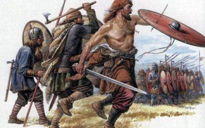 Славяните и славянските езически некрополи в днешните български земи