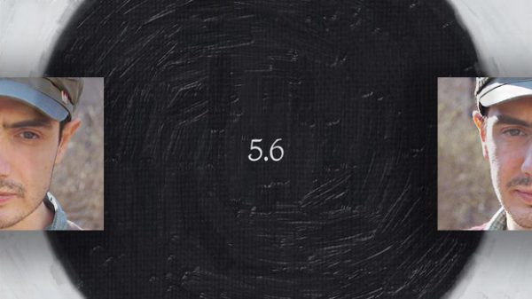 "About memory and light in Radoslav Cichev's ""5.6"""
