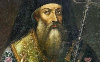"Софроний Врачански. Може ли ""калугер да спаси раята""?"