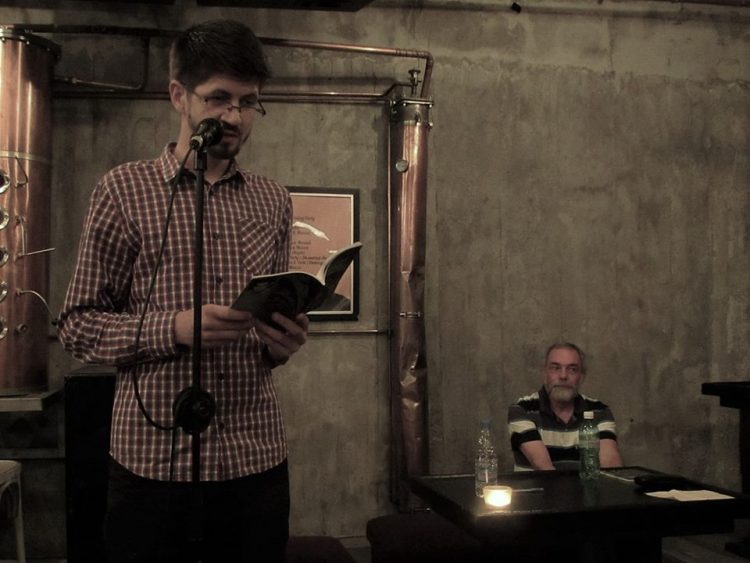 """""""Poetry must be free in order to be yourself!"""" - interview with the poet Alexander Hristov"""