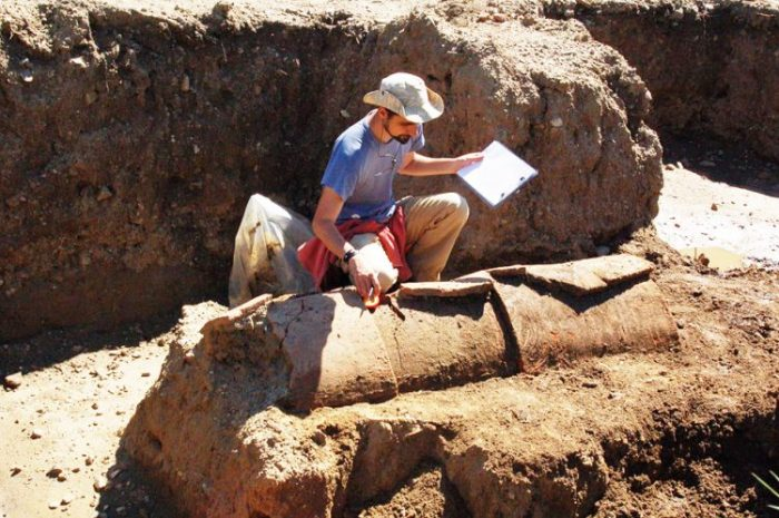 """Archeology is a passion for life"" - interview with Mikhail Hristov"
