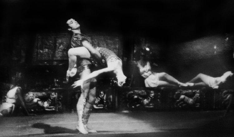 Асен Гаврилов, балет, балетно изкуство, танц, Народен артист