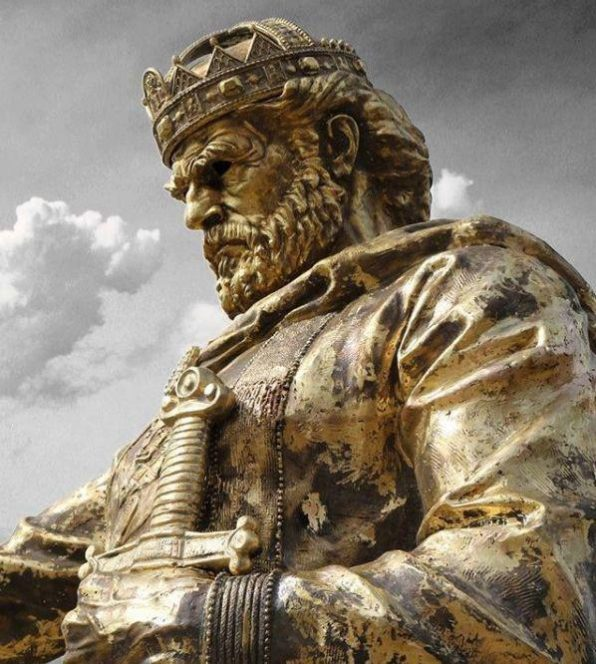 King Samuel - the irreconcilable warrior on the throne of Bulgaria