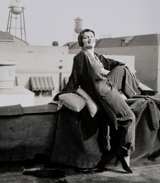 "Ayn Rand's ""Source"" - ""Every loneliness is a peak, but not every peak obeys"""