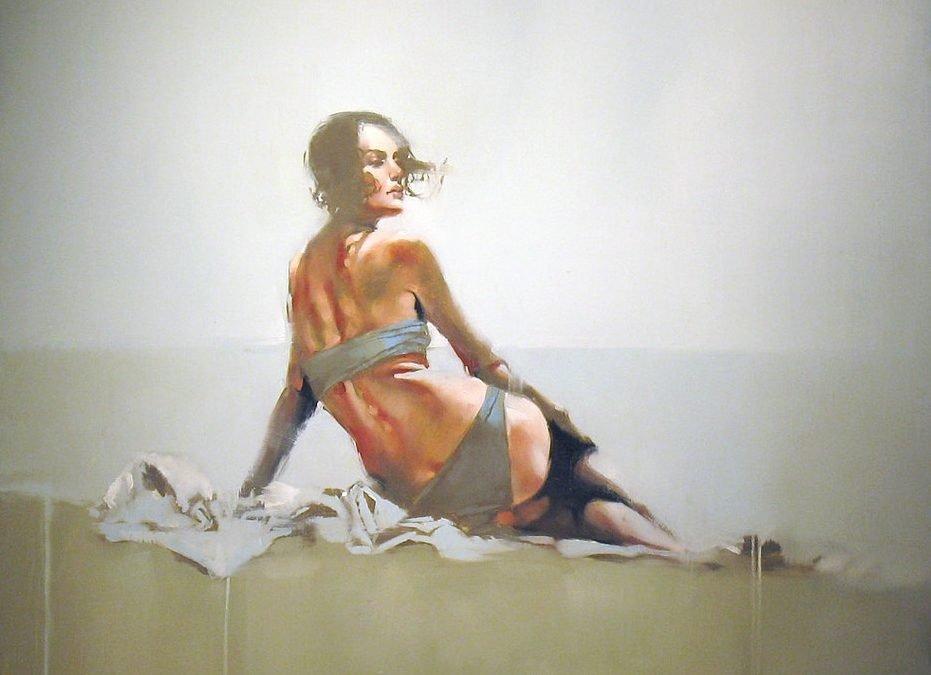 Майкъл Карсън – фигуративна живопис