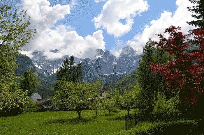 Словения е полъх свежест
