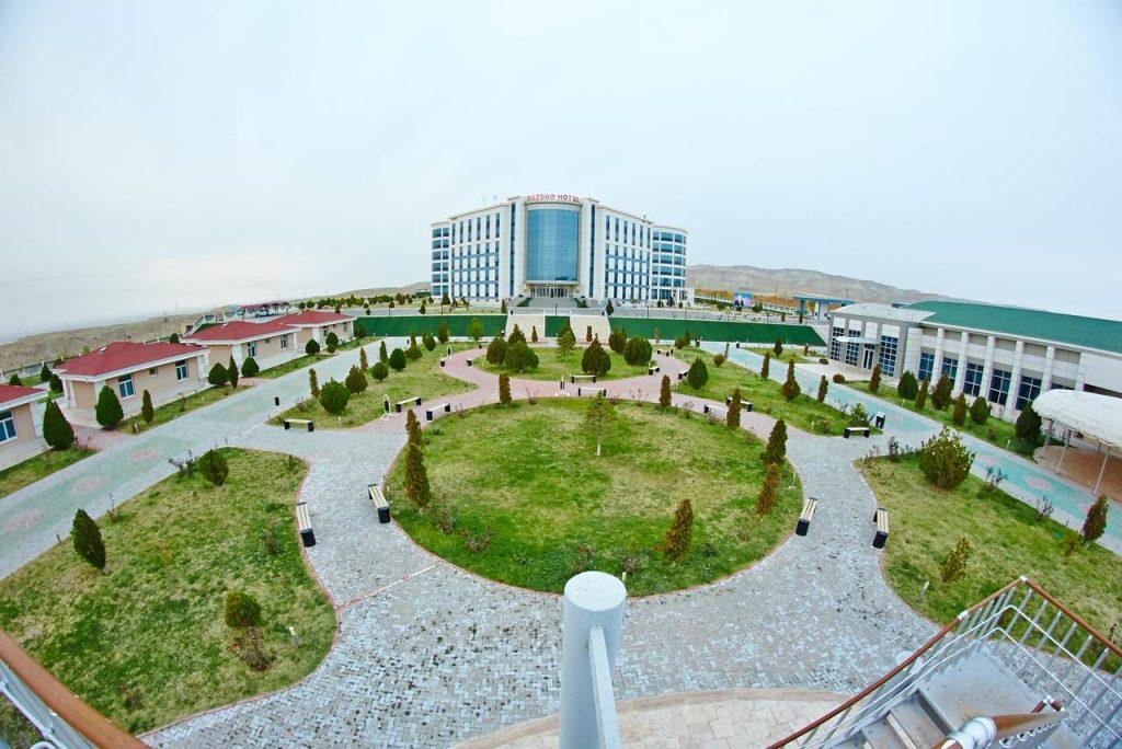 Nakhchivan's Duzdag