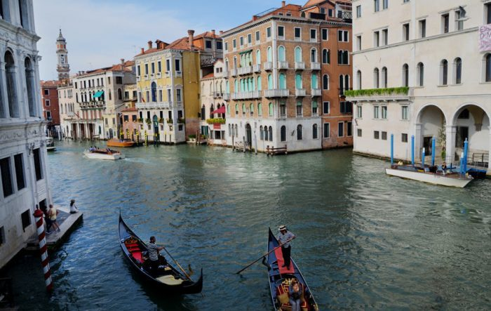"Venice - falling in love with the ""Queen of the Adriatic"""