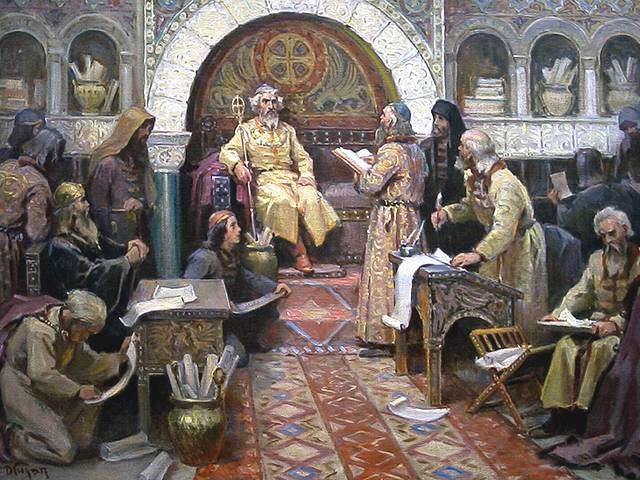 Simeon I - the greatest ruler in our entire history