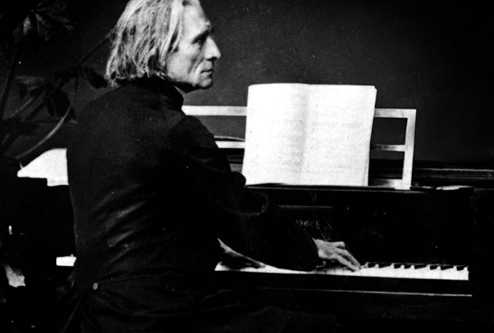 To see your child's talent and believe in him - Franz Liszt