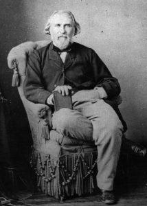 Иван Сергеевич Тургенев – галеното дете на щастието