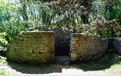 "Proto-Bulgarian chapels - the ""temples of fire"" in pagan Bulgaria"