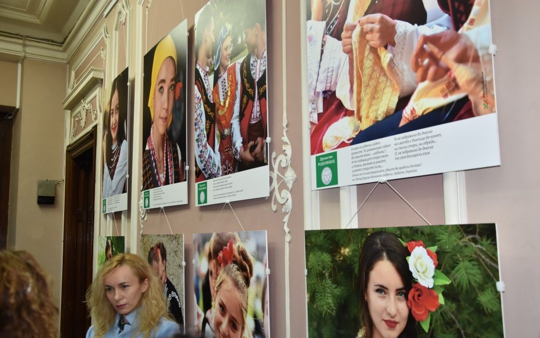 Bessarabia's numerous faces - photos by Assen Velikov / interview