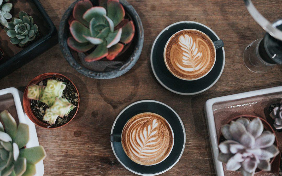 кафе и изкуство