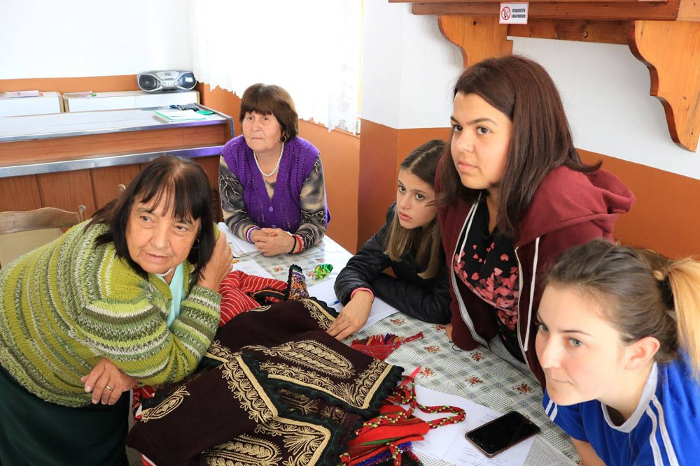The songs of Dryanovo village - from grandmother to granddaughter. The mission continues.