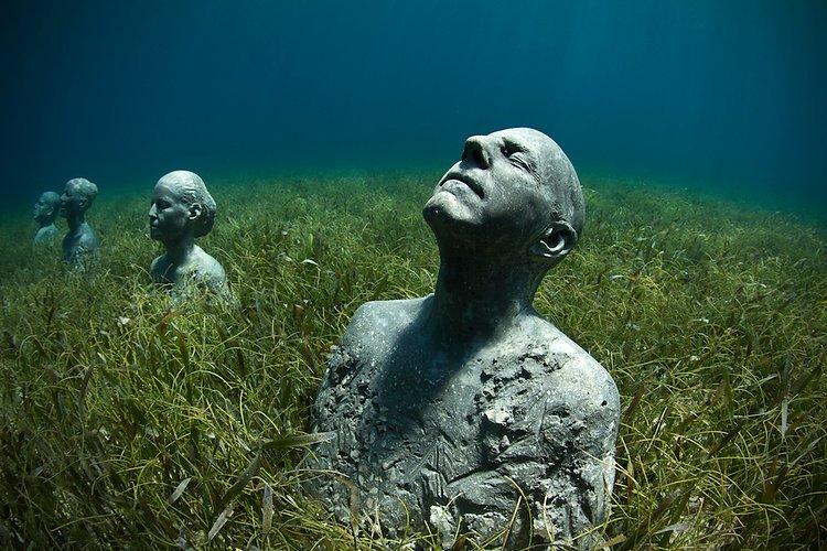 The first underwater museum in the world
