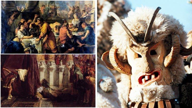 Анатомия на карнавалните традиции