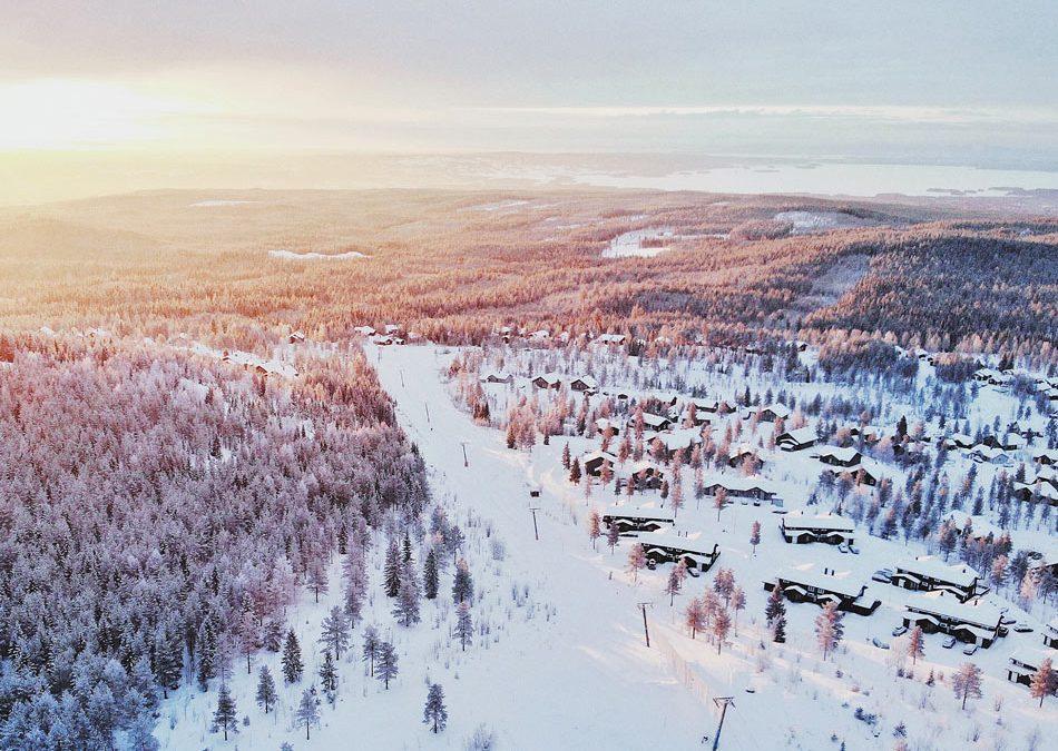 Еко къщи по света, в които можете да отседнете