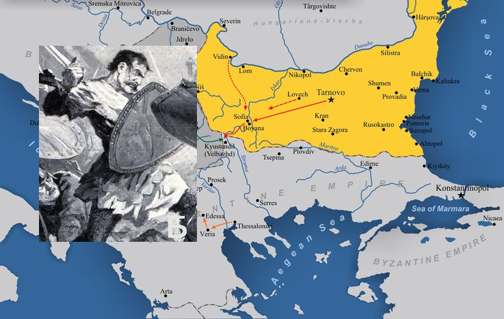 Неустрашимият цар Михаил III Шишман и плановете му за Велика България на Балканите