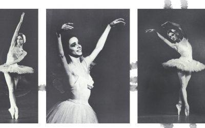 Да си спомним за Ева Евдокимова и съвършенството в балета