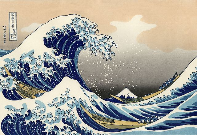 Katsushika Hokusai - the life of an eccentric artist in medieval Japan