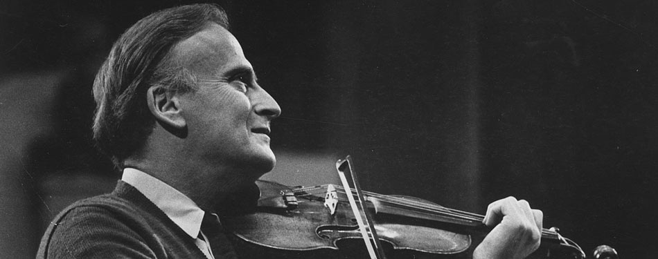 Yehudi Menukhin - the violinist who changed the world