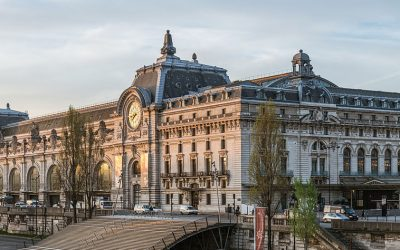 The timelessness of art - the Orsay Museum