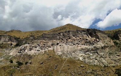 Древен пещерен манастирски комплекс Вардзия