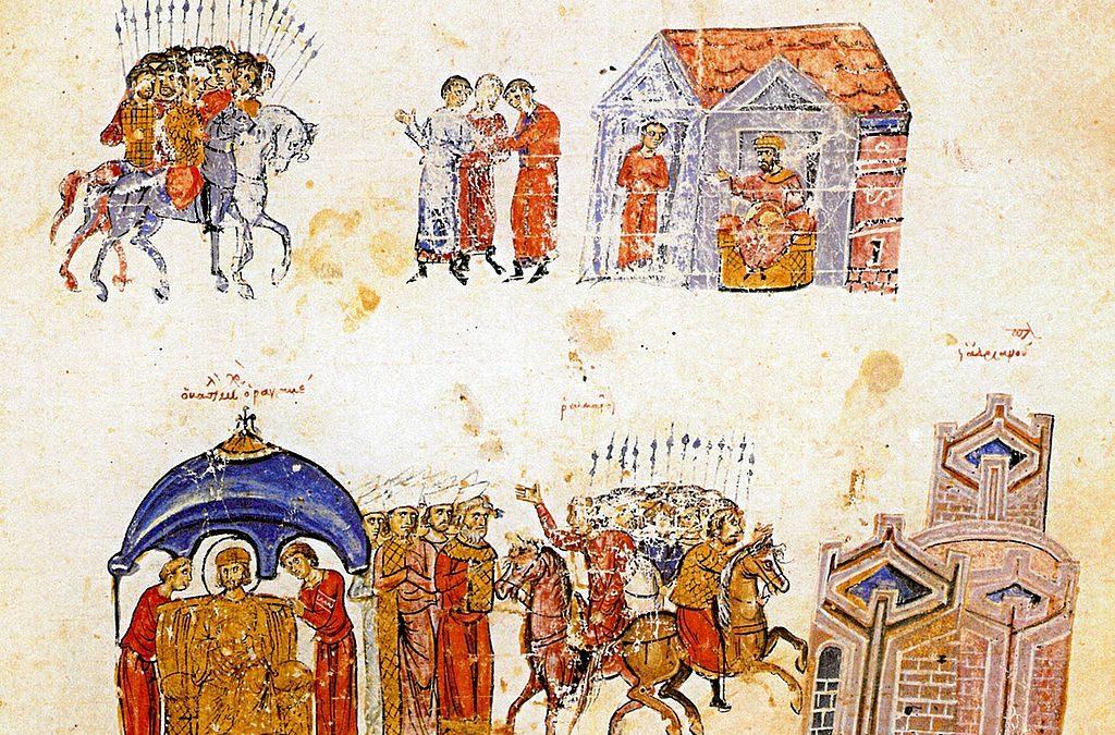 Средновековна България пред първа заплаха от гибел