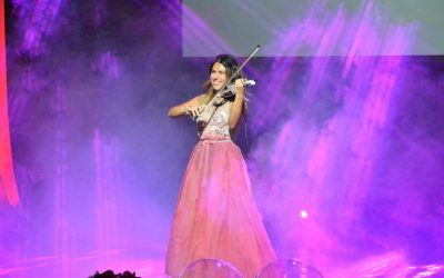 The gentle voice of the violin - interview with Plovdiv's Tanya Tingarova