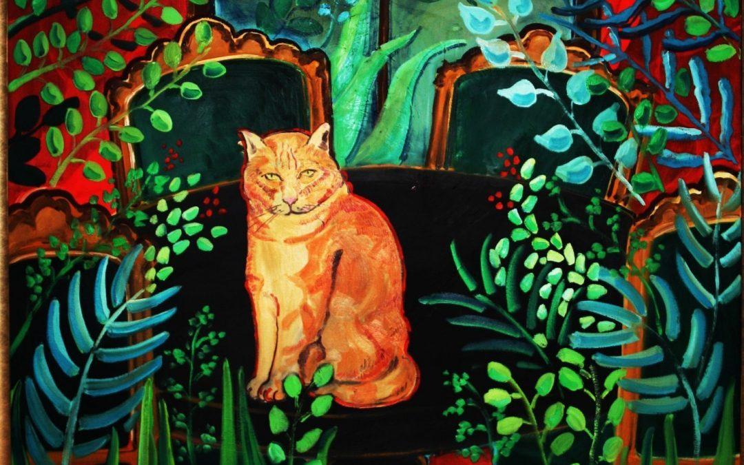 """""""Нереална реалност"""" – изложба живопис на Гергана Димитрова / 8 – 28 октомври"""