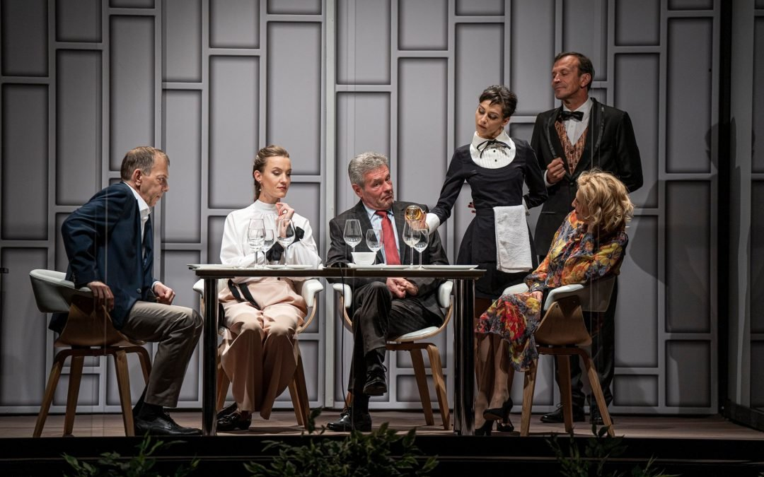"Hard to Swallow, Herman Koch's ""The Dinner"" premieres at the Sofia Theater"