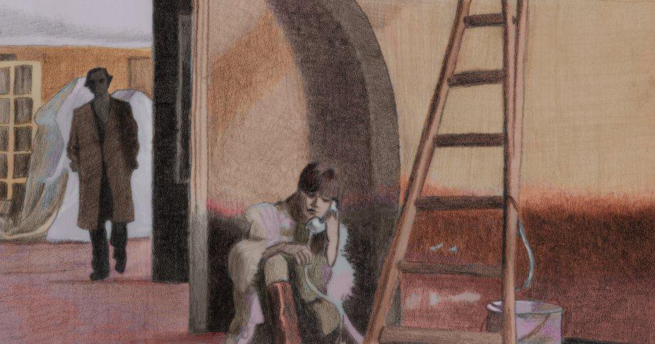 """Психология на привличането в """"Последно танго в Париж"""""""