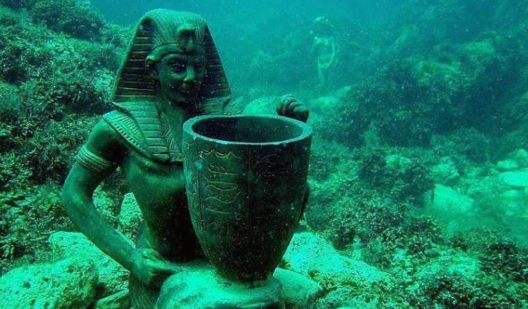 The story of the most amazing sunken cities